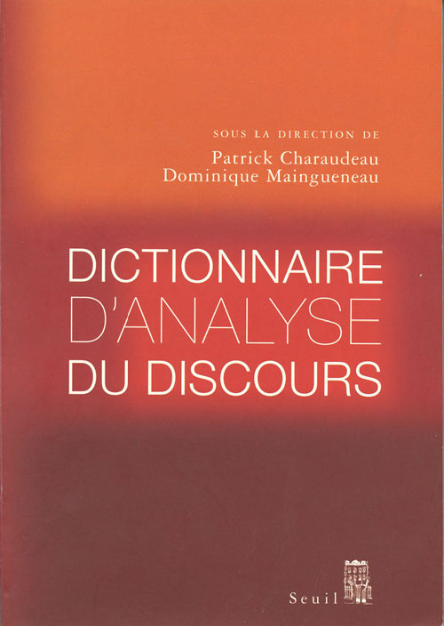 L ANALYSE DU DISCOURS PDF DOWNLOAD